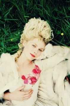 #Kirsten Dunst #Marie Antoinette
