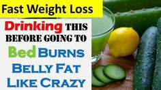 Drink This And Burn Belly Fat Like Crazy