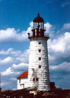 #Maine's Halfway Rock #Lighthouse http://dennisharper.lnf.com/