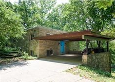 10 Fairview Road, Penn Valley mid-century modern home set on 2 acres, Lower Merion School District.