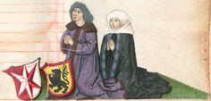 Necrologium Minoritarum Ratisponensium (saec. XIII-XVI). Berthold Furtmeyr / Johannes Rab Clm 1004 / Ratisbon. civ. 30 [Regensburg], 15. Jahrhundert Folio 36