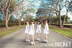 """SECRET's """"YooHoo"""" grabs #1 on real-time music charts and portals"""