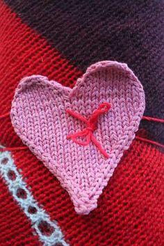 A Valentine to Linen, on masondixonknitting.com