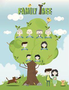 family tree idea for kids