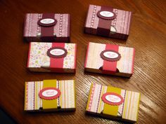 Kleenex Holder by Steph82 - Cards and Paper Crafts at Splitcoaststampers