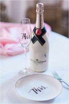 Engagement gift ideas - Champagne!