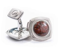 William Henry Dino Cuff Links |Anderson Bros. Jewelers