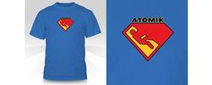 Camiseta de escalada Atomik