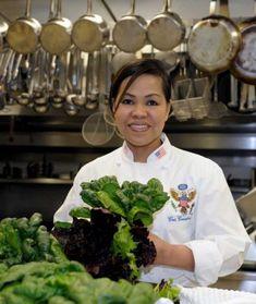 White House executive chef - Christeta Comerford
