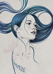 Drawing Drawing - 361 by Diego Fernandez