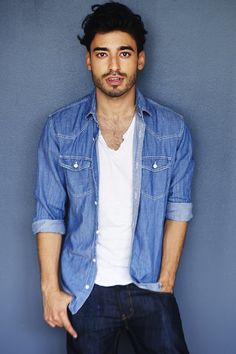 Jade Hassoune has been cast as Meliorn in #Shadowhunters