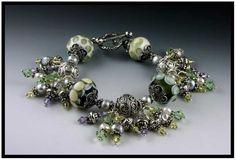 A really elegant bracelet by Teri Moore