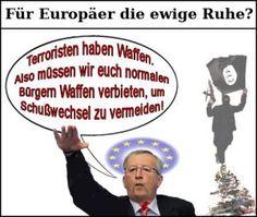 Angst vor Terror: Deutschlands Bürger bewaffnen sich