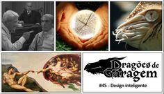 #Podcast Dragões de Garagem #45 Design Inteligente