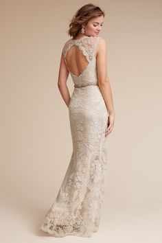 April Gown from @BHLDN