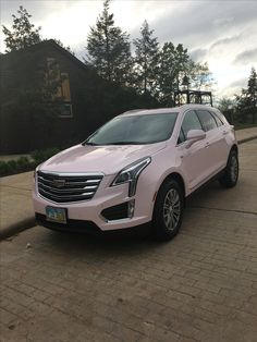 Our Unit just got a pink Cadillac!!! I had the opportunity to sit in it and take pictures. This is definitely a girl thing. I love it!!!!   Mary Kay