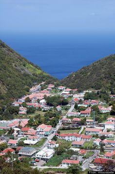 #3 on National Geographic's 10 Best Islands: Saba, Netherlands West Indies