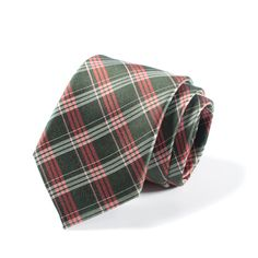 Forest for the Plaid Tie | Combatant Gentlemen