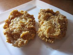 Burger de poulet frit style Kentucky Kentucky, Bbq, Muffin, Good Food, Restaurant, Breakfast, Desserts, Grandma's Recipes, Bar Food