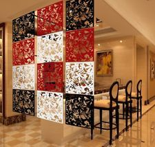 Morden and creative extendable room divider module ,