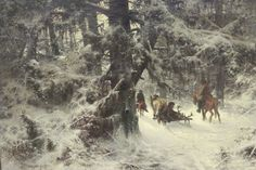 Ludwig Munthe | Winter
