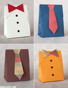 Babalar Günü İçin Hediye Kutuları 2
