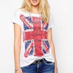 British Union Jack Flag T