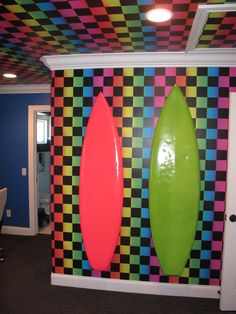 80's surf disco room-Castaways