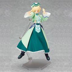 Anime Shamal Knight Magical Girl Lyrical Nanoha figma 043 Xia Maer Knight ver PVC Action Figure figma 043 Model Toys Gifts 0029 //Price: $US $16.99 & FREE Shipping //     #toys