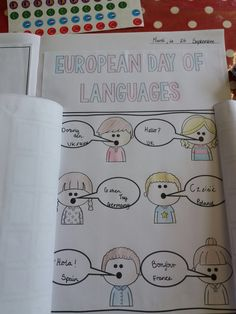 """What a brilliant week in our network! It's been a celebration of """"all things"""" languages and we have thoroughly enjoyed working with KS1 and KS2 children here in the North West of England and witnessing their sheer delight in exploring languages and so importantly sharing their own knowled"""