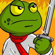 Play game Ninja Frog at http://unblockedgamesaz.com/ninja-frog.game