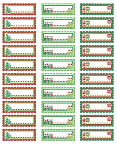 Best Address Labels Free Address Label Templates Images On - Christmas return address labels template