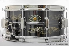 Tama Kenny Aronoff Trackmaster Signature Snare Drum 6 5x14