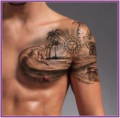 29+ Enchanting Tattoo Sleeve Concepts For Male - josh-hutcherson