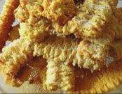Swojska kuchnia: Ciastka ze skwarek (po naszemu ze szpyrek)