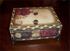 ** Altered Cigar Box Tutorial @paperpaws