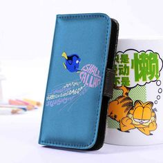 Squishy Dory Finding Nemo | Disney | Wallet Case | iPhone 4 4S 5 5S 5C 6 6+ Case | Samsung Galaxy S3 S4 S5 Cover | HTC Cases - jackandgeorges