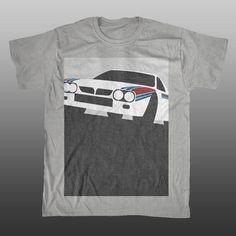 New Lancia 037 design...