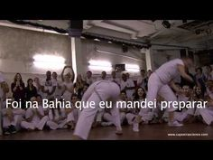 """Contra-mestre Casquinha sings """"Meu Patua"""" in this beautiful song tutorial, which includes lyrics. Via capoeirascience on YouTube."""