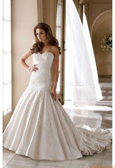Robe de mariée Mon Cheri 113202 - Maybelle David Tutera
