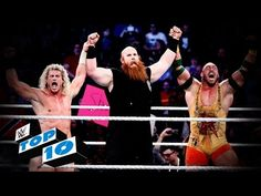 Top 10 WWE SmackDown moments: February 27, 2015 - YouTube