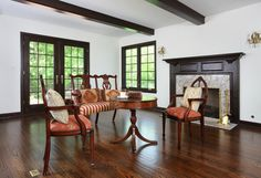 Living Room Addition in Tudor Style Home - traditional - living room - chicago - Normandy Remodeling