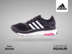 Campanha - Adidas, Linha boost @Centauro on Behance