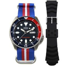 Shop authentic Seiko Automatic Prospex Divers Watch at cheapest price. Fast shipping to USA New Zealand UK Switzerland Canada Australia Japan. Seiko Automatic Watches, Seiko Watches, Seiko Skx, Seiko Diver, Sport Watches, Cool Watches, Modern Watches, Stylish Watches, Wrist Watches