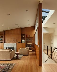Gorgeous Seattle mid-century remodel.