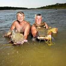 Hosts Skipper and Jackson are ready for new blood on Hillbilly Handfishin' Season Two.