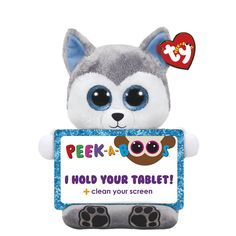 b0215f51cb1 In Stock- Ships Now-Ty Peek-A-Boo Phone Holder with Screen
