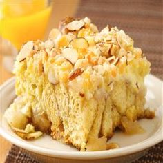 Dutch Apple Breakfast Bake. Can you say delish?
