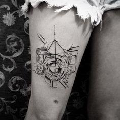 camera da Bruna vlw minina #camera #tattoo #fredao_oliveira #belohorizonte #pietatattoo #tatuagem