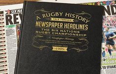 I Just Love It Personalised Rugby Six Nations Book Personalised Rugby Six Nations Book - Gift Details. Enjoy a reportage history of rugby?s Six Nation tournament as told through articles printed in a national newspaper at the time. With coverage goin http://www.MightGet.com/january-2017-11/i-just-love-it-personalised-rugby-six-nations-book.asp